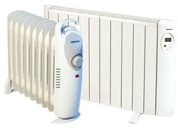 Электрические радиаторы в Казани