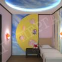 Дизайн интерьера детских комнат