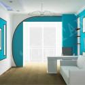 Дизайн интерьера кабинетов и библиотеки