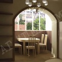 Дизайн интерьера кухни и столовые
