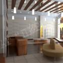 Дизайн интерьеров общественных нежилых помещений