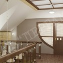 Дизайн интерьера прихожие и лестничные клетки