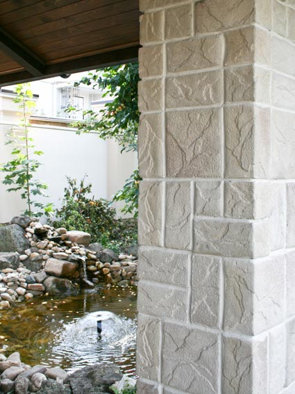 Декоративный камень отдсделать лавки в бане своими руками