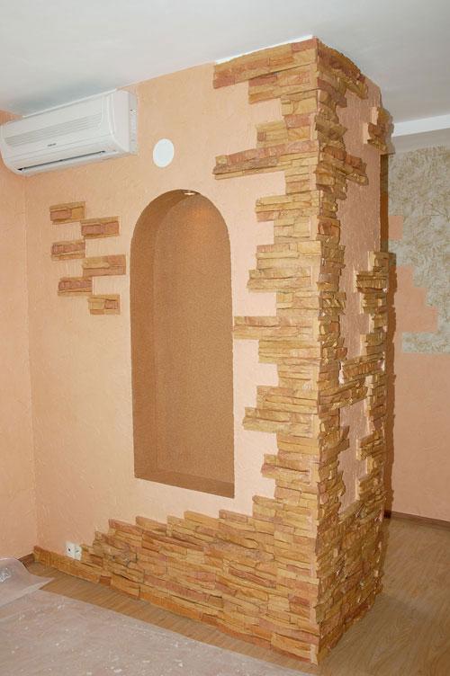 Декоративные камни в домашних условиях 813