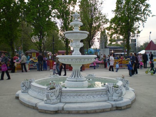 Садово парковая архитектура из бетона