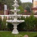 Садово-парковая архитектура из бетона в Казани -  Вазоны, кашпо, фонтаны, скульптуры, фигуры и другие изделия