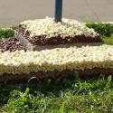 Полимерный клей для камня - благоустройство территорий