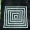 Стеклянная и керамическая мозайка